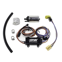 DeatschWerks DW440 440lph Brushless Fuel Pump w/ Single Speed Controller Universal